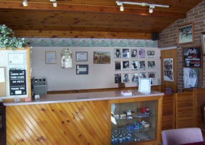 Wingham Lindon Motel Office